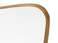 Wall vintage retro Big Brass antique style mirror