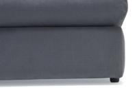 Chatnap armless modular storage sofa unit