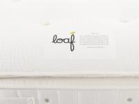 Muffin Top best memory foam and pocket sprung mattress in natural latex