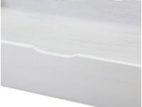 Handmade Dinkum in Scuffed Grey wooden under bed drawer