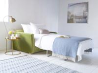 Pavilion modern single luxury comfortable sofa