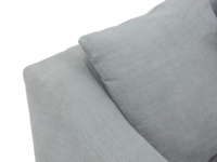 Modern luxury deep contemporary large corner sofa