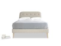 Napper retro fabric bed