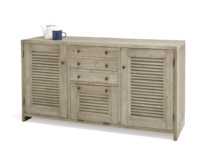 Handmade kitchen Grand Sucre sideboard