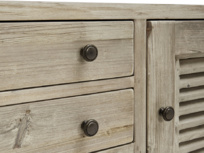 Kitchen wooden British made Grand Sucre sideboard