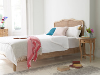 Rattan french style Margot bed