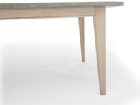 Incredibly practical and easy to clean Conker gorgeous concrete kitchen table