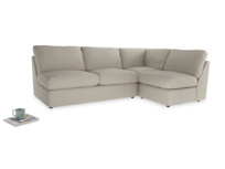 Sectional Chatnap corner sofa with handy storage space