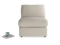 Space saving single storage unit for our Chatnap modular sofa