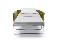Beautiful Pavilion single love seat modern sofa bed