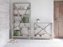 Big Mucker beautiful practical reclaimed shelves