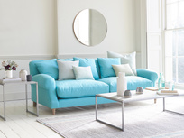 Extra deep and comfy Crumpet sofa