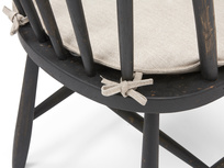 Chortler spindle back farmhouse dining chair
