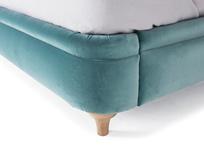 Dumpling contemporary bed
