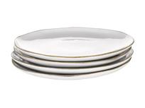 Dinner Wobbler side plates in a crockery set