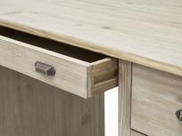 Scribble wooden writing desk