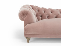 Fats chesterfield chaise longue