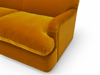 Pudding deep seat sofa bed