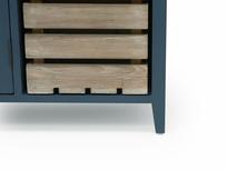 Cidre sideboard in Inky Blue