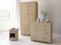 Amity bedroom furniture range