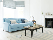 Pavlova studded sofa