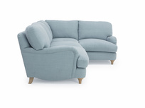 British made L-shape Jonesy corner sofa
