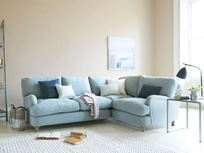 Comfy classic Jonesy corner sofa