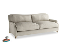Pavlova sofa is a deep comfy and contemporary sofa handmade in Britain