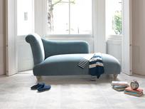Contemporary Brontë Chaise longue extra comfy