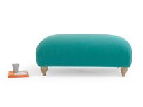 Homebody upholstered stunning handmade footstool