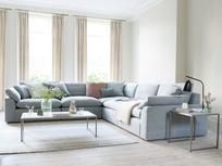 Cuddlemuffin sectional corner sofa