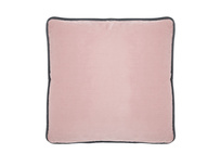 Classic Pipelet in Chalky pink vintage velvet