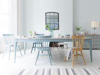 Natterbox chairs with Tucker kitchen table