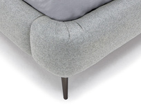Ciao button wingback beg