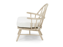 Burbler spindle back occasional chair