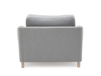 Bumpster contemporary armchair