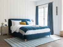 Cookie handmade upholstered bed