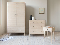 Groover bedroom furniture range