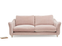 Bumpster upholstered sofa