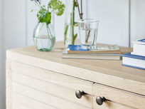 Grand Bubba wooden sideboard