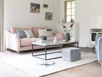 Poste reclaimed fir coffee table