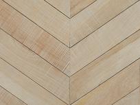 Grand Fandangle oak parquet wood sideboard