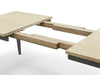 Kernel extending dining table inside detail