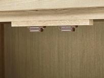 Grand Kandoole wooden oak sideboard