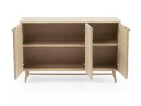Grand Bubba retro sideboard inside shelf detail