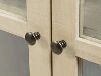 Super Kernel kitchen larder cupboard handle detail