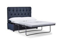 Bed in a Button foldaway sofa bed double footstool