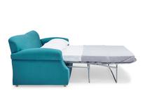 Crumpet upholstered sofa bed side detail