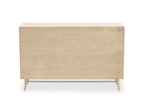 Grand Bubba wooden sideboard back detail