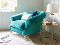 Schnaps slope arm armchair